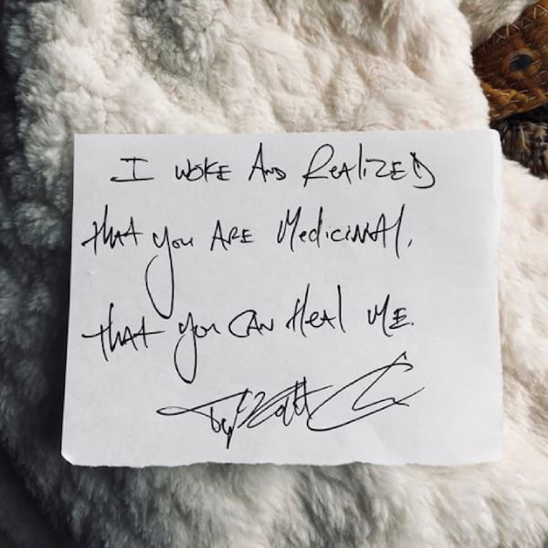 The 10 Best Poetry Instagrams You Should Be Following, poetry, poem, Tyler Knott Gregson
