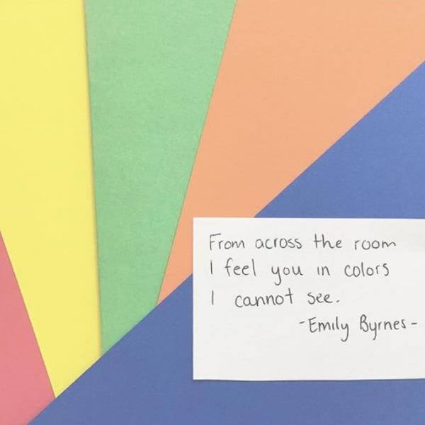 The 10 Best Poetry Instagrams You Should Be Following, poetry, poem, emily byrnes poetry