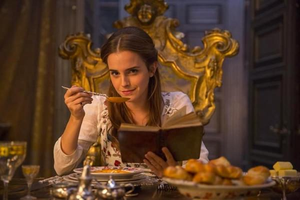 movies/tv, beauty and the beast
