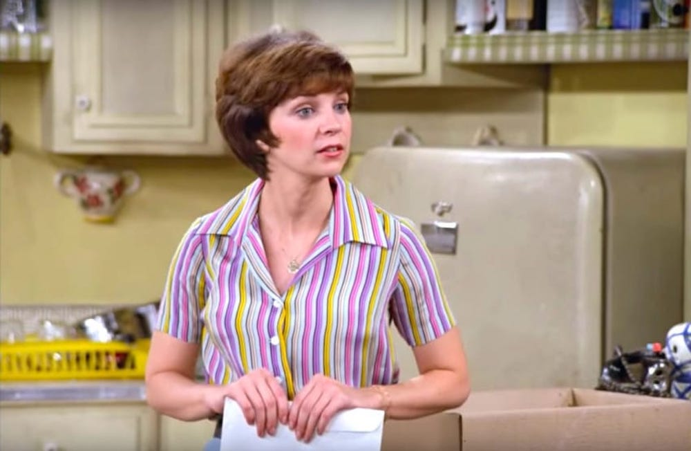 movies/tv, Laverne and Shirley