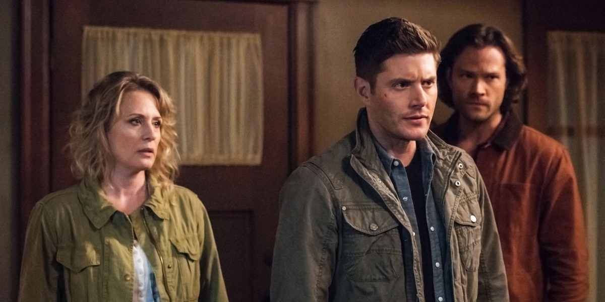 mary, dean, and Sam Winchester from Supernatural., movies/tv, pop culture, wdc-slideshow