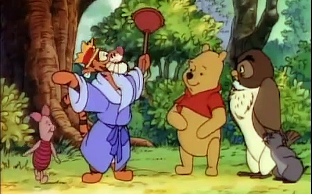 movies/tv, Disney, the new adventures of winnie the pooh