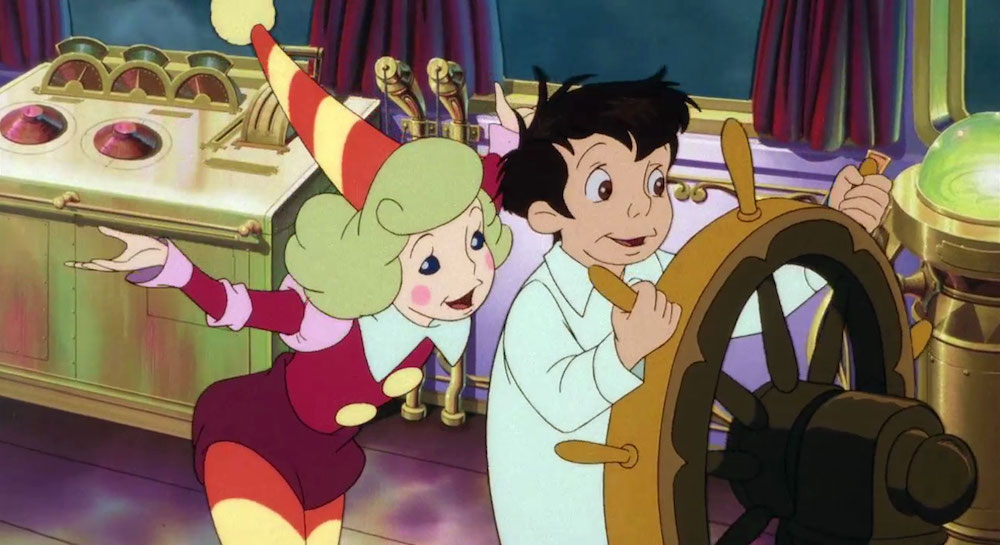 movies/tv, Little Nemo: Adventures in Slumberland