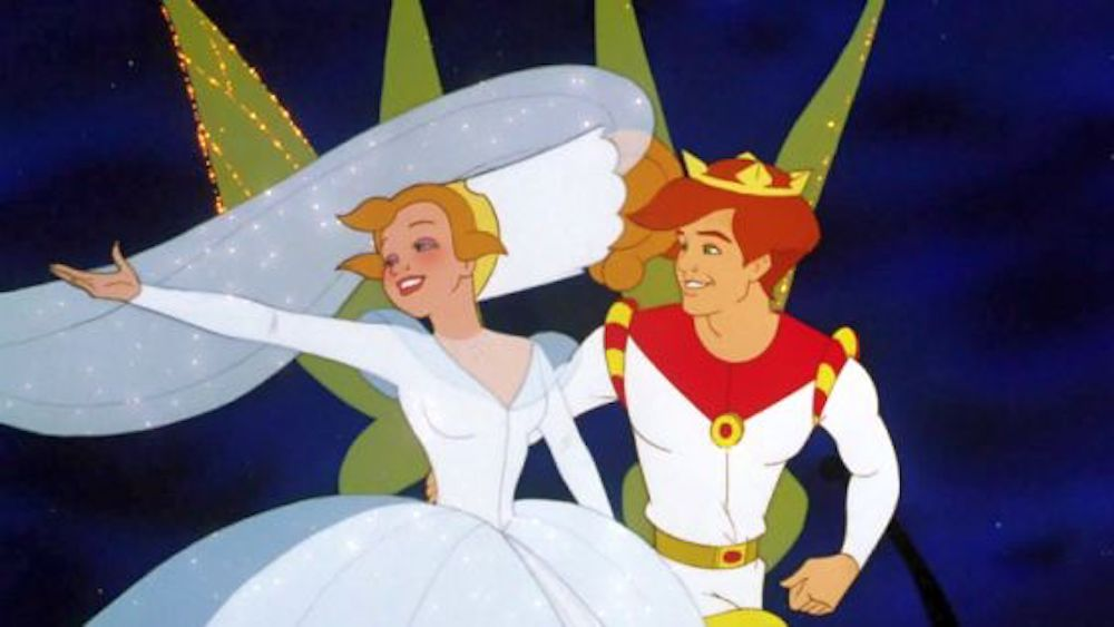 movies/tv, Thumbelina