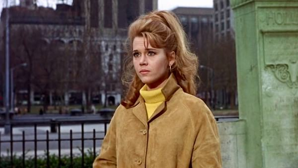 movies/tv, Jane Fonda, barefoot in the park