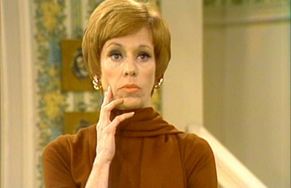 movies/tv, carol burnett
