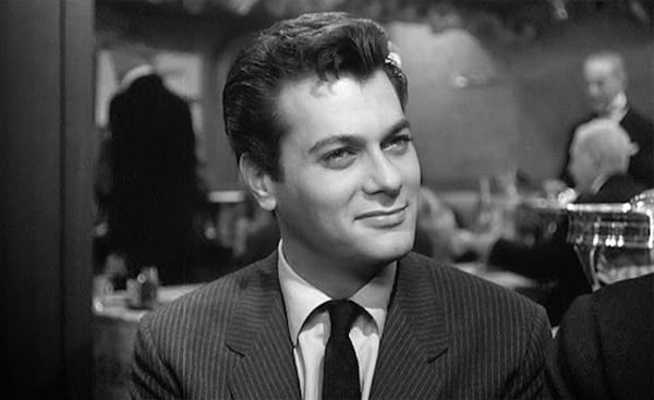 movies/tv, tony curtis, sweet smell of success