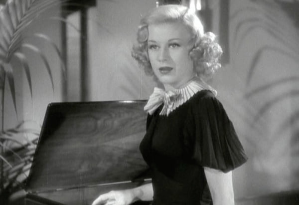 movies/tv, Ginger Rogers, swing time