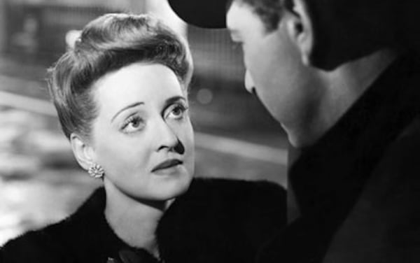 movies/tv, Bette Davis, now voyager