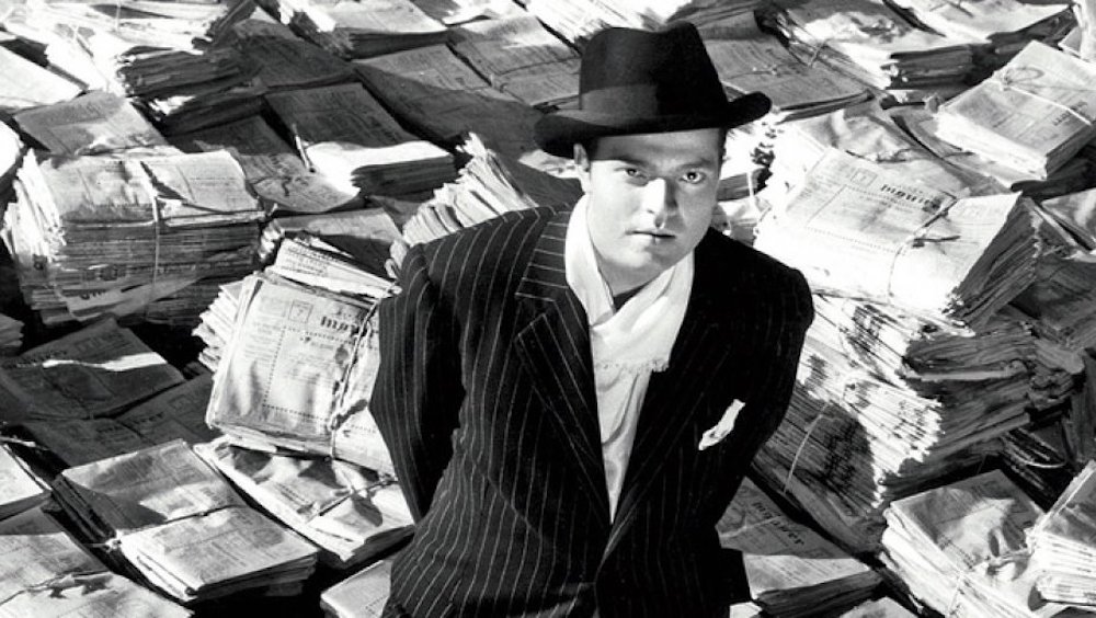 movies/tv, Orson Welles, Citizen Kane