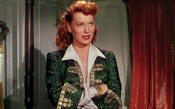 movies/tv, maureen o'hara, against all flags