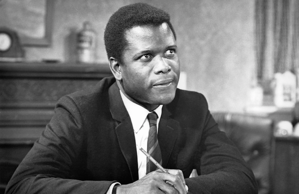 movies/tv, sidney poitier, to sir with love