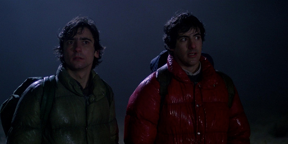 Scary movies, horror, An American Werewolf in London
