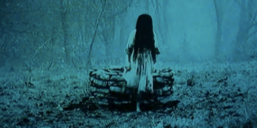 Scary movies, horror, the ring