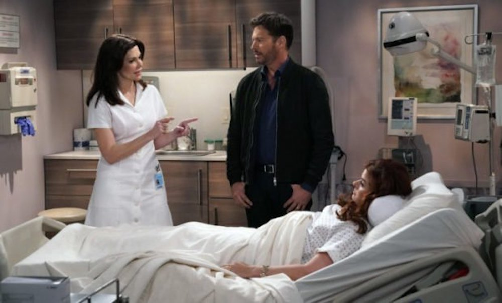 movies/tv, Will and Grace, debra messing, harry connick jr.