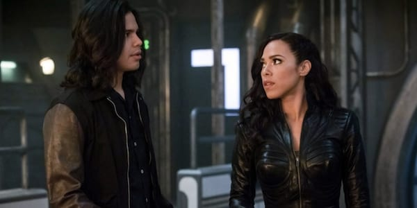 Cisco and Gypsy from The Flash., movies/tv, pop culture, wdc-slideshow