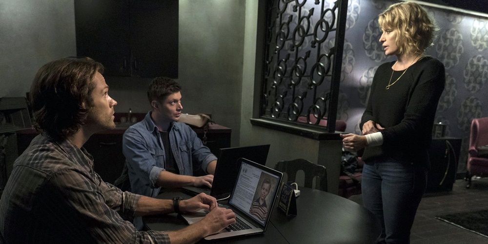 sam, dean, and Mary from Supernatural., movies/tv, pop culture, wdc-slideshow