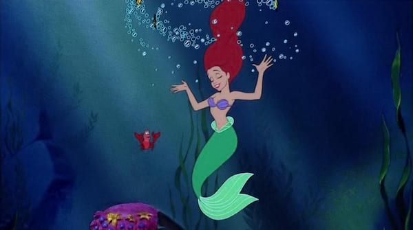 movies/tv, Disney, the little mermaid, singing under the sea