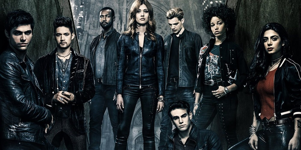 The Cast of Shadowhunters., movies/tv, pop culture, wdc-slideshow