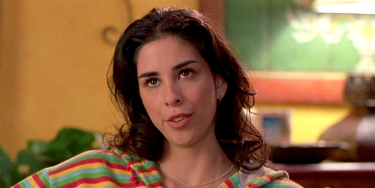 Sarah Silverman-There's Something About Mary-Funny Face-Hero, movies/tv, celebs