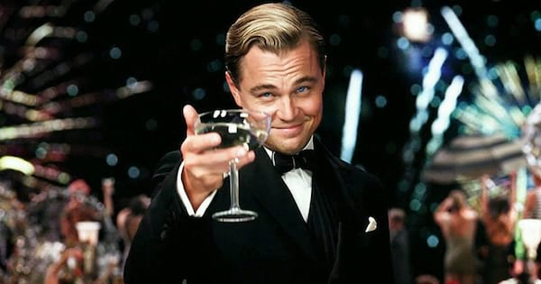 Leonardo DiCaprio as Jay Gatsby in Warner Bros. Pictures' The Great Gatsby, movies/tv
