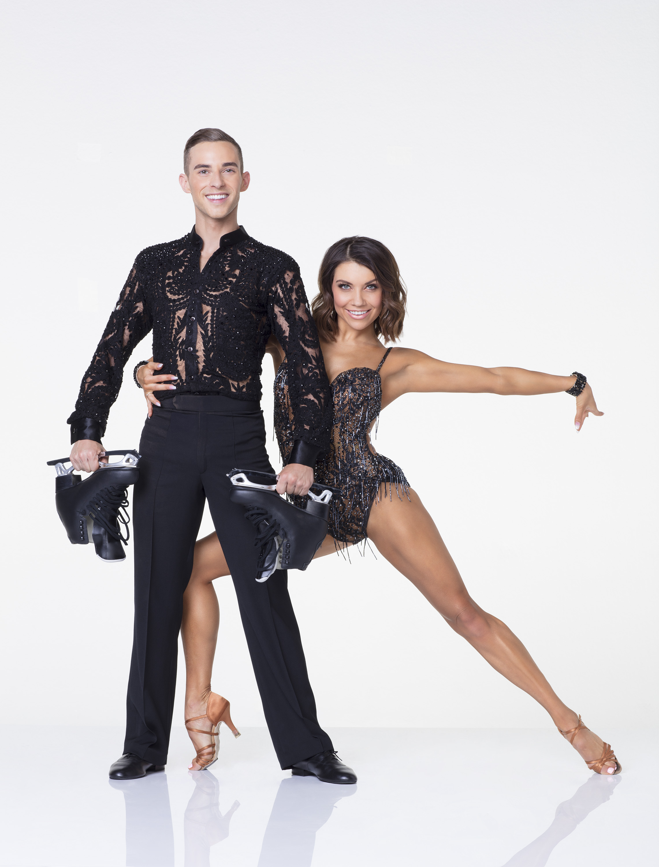 DWTS 2018 athletes, dancing with the stars, adam rippon, jenna, who went home on dancing with the stars last night, tonight, 2018