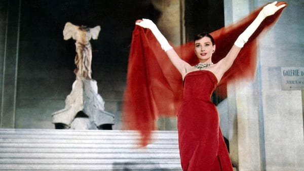 movies/tv, celebs, audrey hepburn in funny face