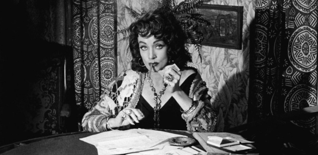 movies/tv, celebs, Marlene Dietrich, touch of evil