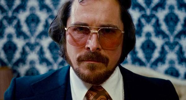american hustle, Christian Bale, boss, 60s, 70s, glasses, angry, man, thinking, think, mad, confused, SoSo, .