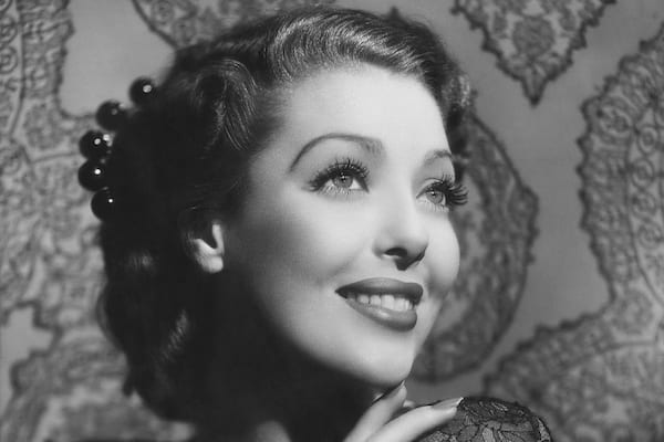 movies/tv, celebs, loretta young, he stayed for breakfast