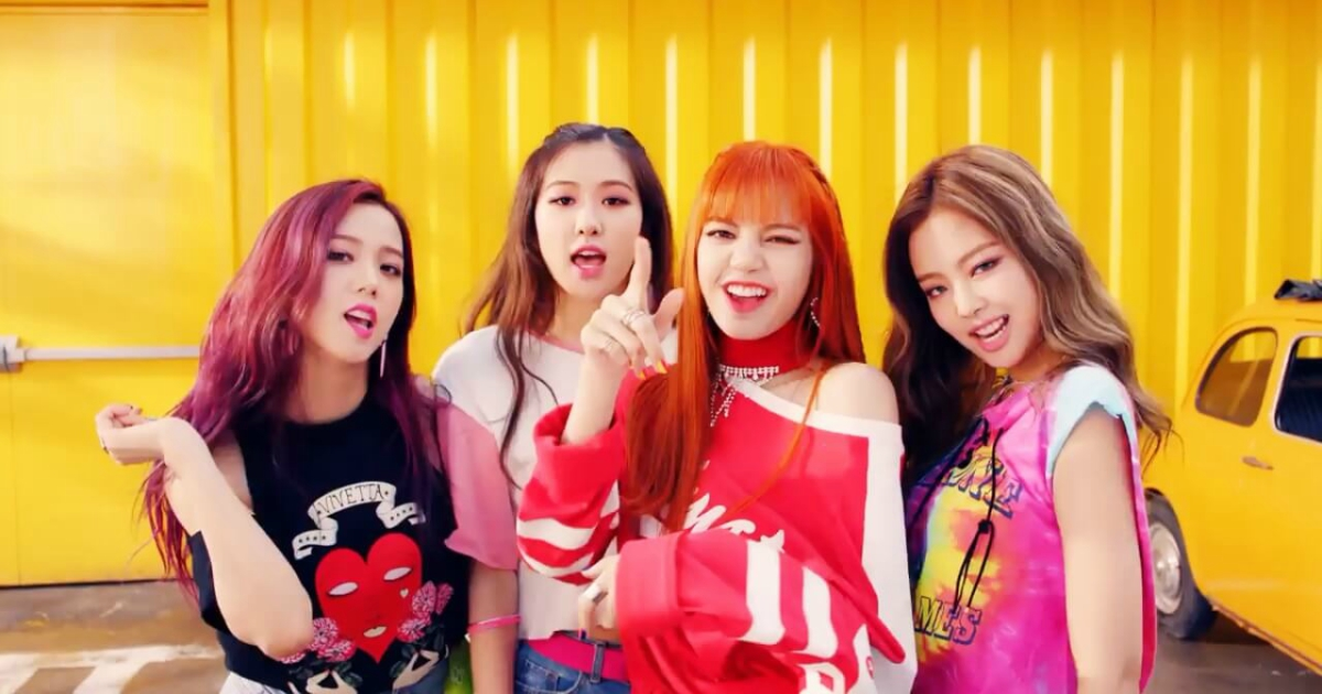 BLACKPINK's music video for \As If It's Your Last\