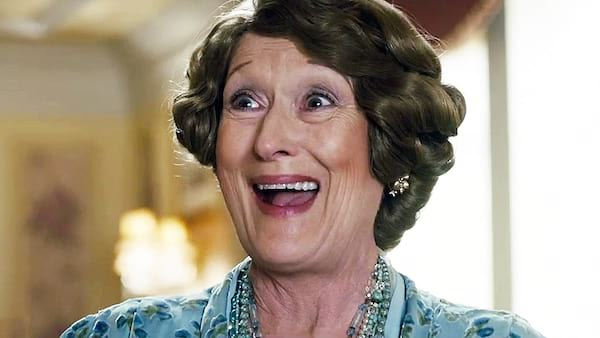 meryl streep, florence foster jenkins, quiz, history, Vintage, baby boomer, movies/tv