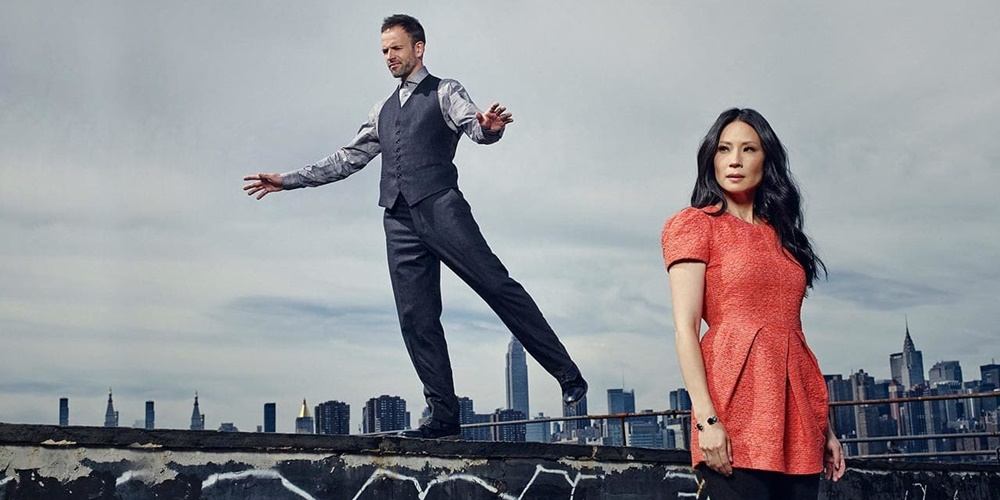 Sherlock and Joan from Elementary., movies/tv, pop culture, wdc-slideshow