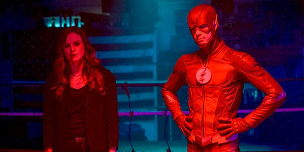 Caitlin and Barry from The Flash., movies/tv, pop culture, wdc-slideshow