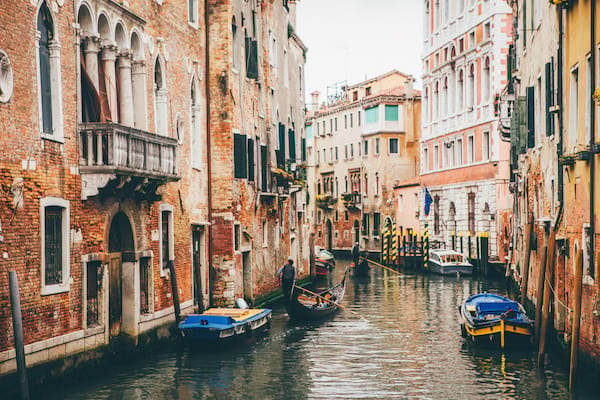 venice, Italy, vacation, travel, canals, canal, boat
