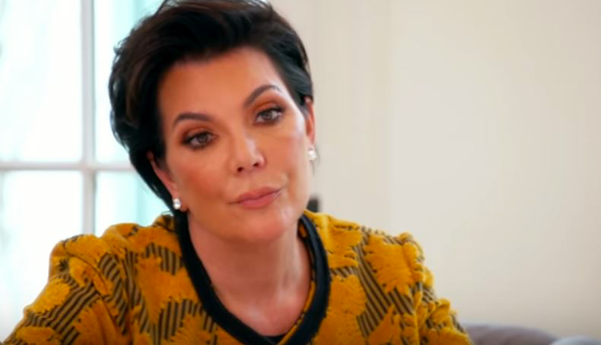 movies/tv, keeping up with the kardashians, kris jenner