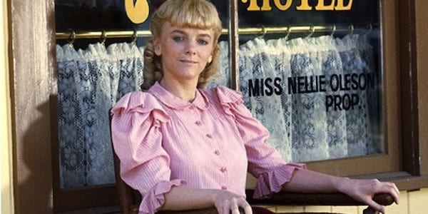 movies/tv, little house on the prairie, nellie oleson