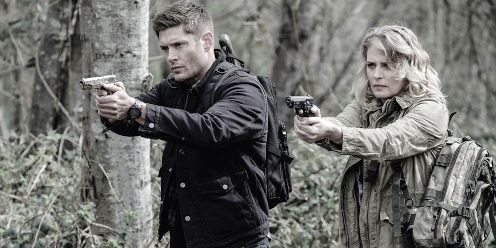 Dean and Mary from Supernatural., movies/tv, pop culture, wdc-slideshow