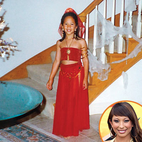 Cheryl Burke Then and Now, celebs