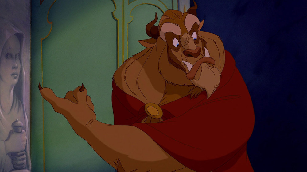 movies/tv, Disney, beauty and the beast