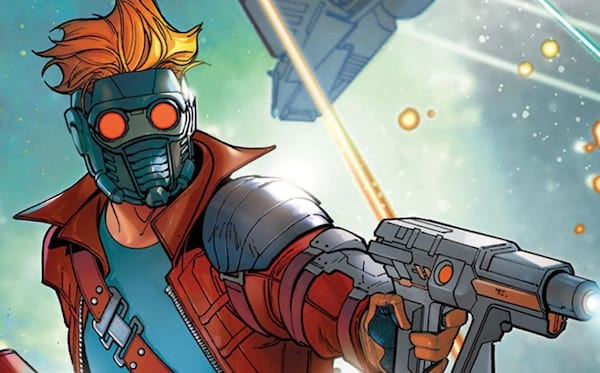 marvel comics, guardians of the galaxy, star lord