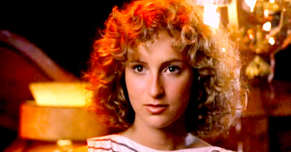 movies/tv, Dirty Dancing, 80s, jennifer grey as baby