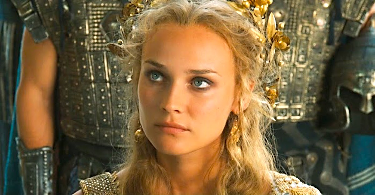 movies/tv, troy, diane kruger as helen