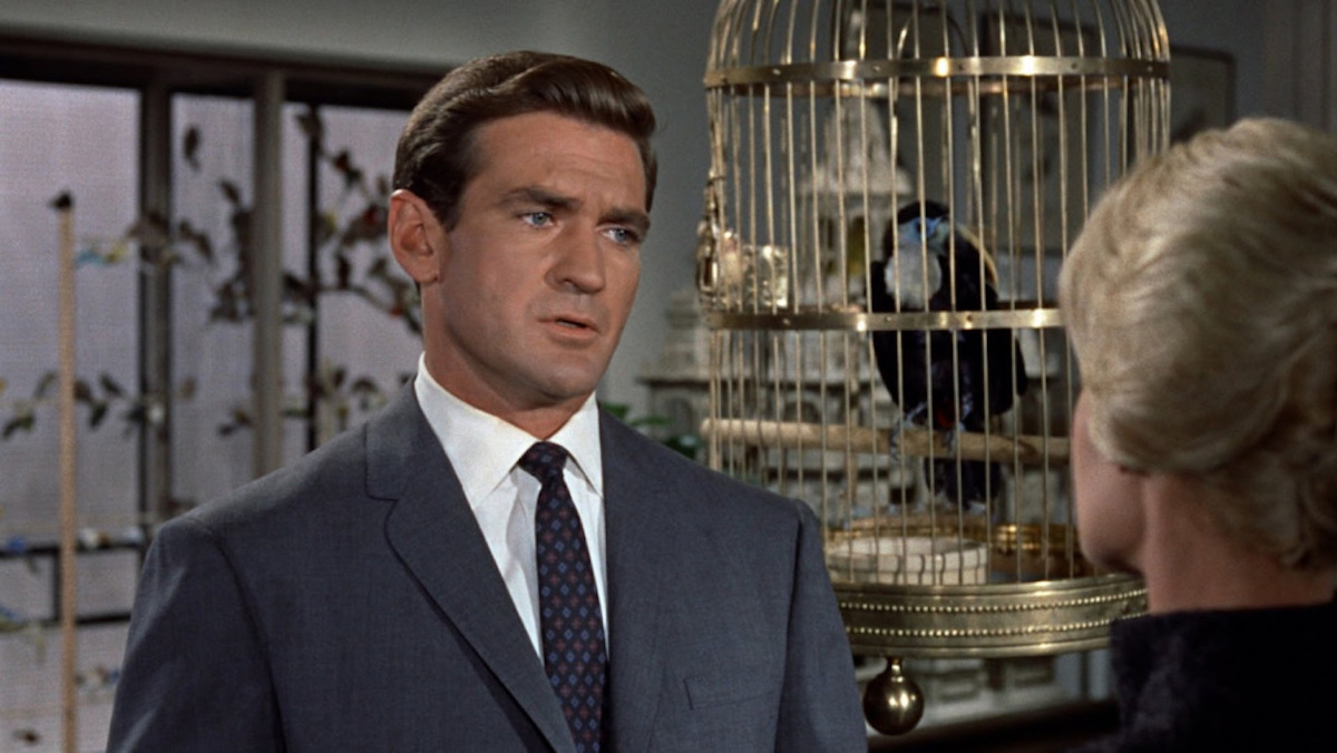 movies/tv, The Birds, rod taylor