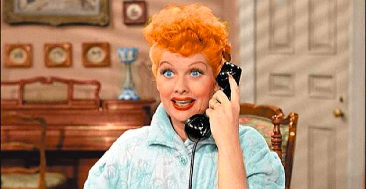 movies/tv, I Love Lucy, lucille ball
