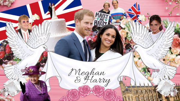 who will be at the royal wedding, wdc-slideshow, movies/tv, pop culture, celebs, culture