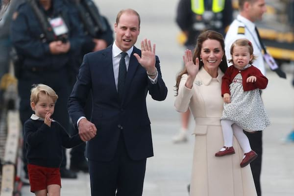 who will be at the wedding of prince harry and meghan markle, prince william, kate middleton, prince george, prince charlotte, wdc-slideshow, celebs, culture