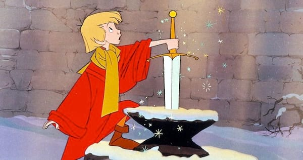 movies/tv, Disney, The Sword In The Stone