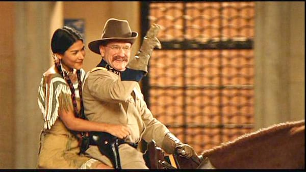 movies/tv, night at the museum, robin williams