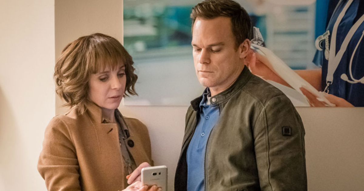 Michael C. Hall in the new Netflix series 'Safe'